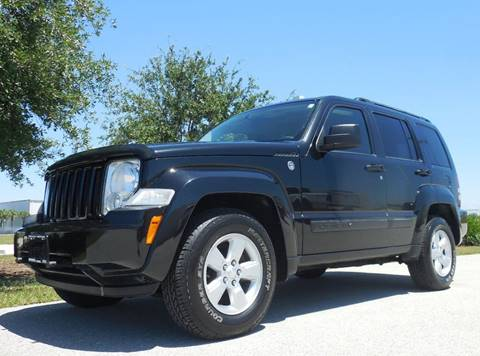 2009 Jeep Liberty for sale in Fort Myers, FL