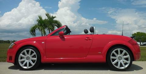 Audi Ft Myers >> Audi Tt For Sale In Fort Myers Fl Performance Autos Of Southwest
