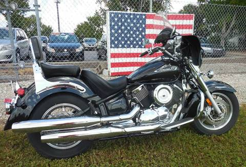 2008 Yamaha V-Star for sale in Fort Myers, FL