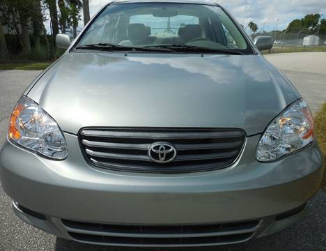 2003 Toyota Corolla for sale in Fort Myers, FL