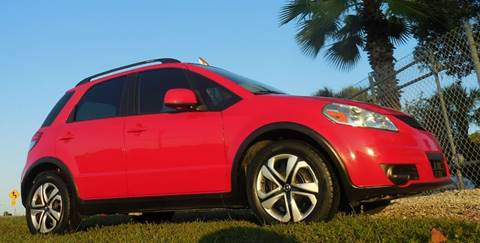 2011 Suzuki SX4 Crossover for sale in Fort Myers, FL