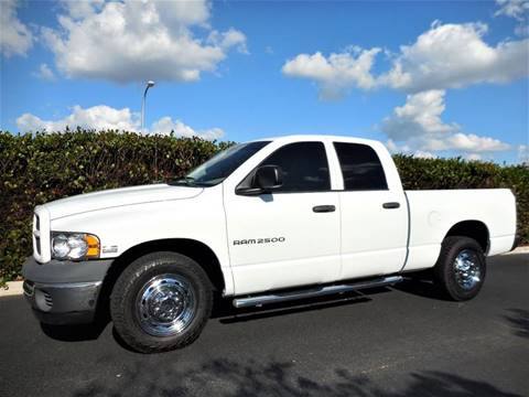 2004 Dodge Ram Pickup 2500 for sale in Fort Myers, FL
