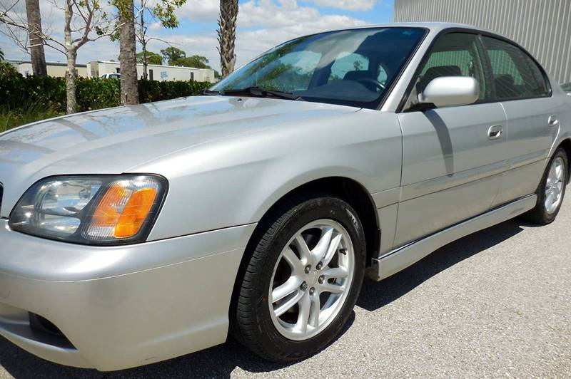 2003 Subaru Legacy AWD 2.5 GT 4dr Sedan - Fort Myers FL