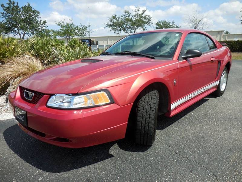 2001 Ford Mustang Base 2dr Fastback - Fort Myers FL