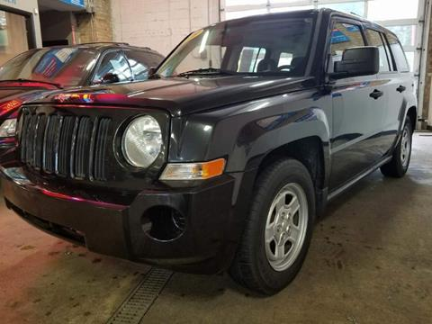 2008 Jeep Patriot for sale in Chicago IL