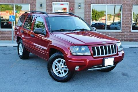 2004 Jeep Grand Cherokee for sale in Chicago, IL