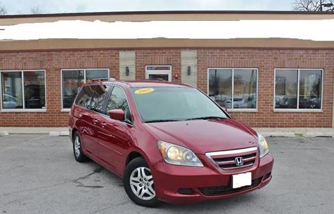 2005 Honda Odyssey for sale in Chicago IL