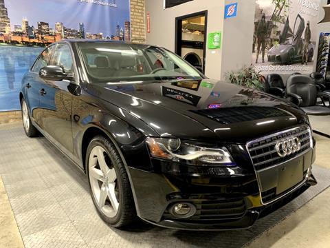 2011 Audi A4 for sale in Chicago, IL
