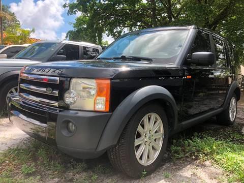 2007 Land Rover LR3 for sale in Fort Lauderdale, FL