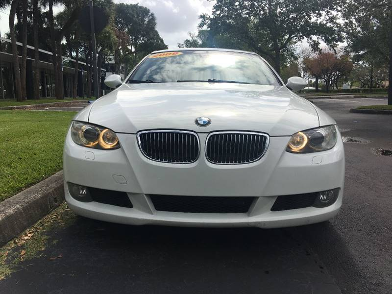 Bmw Series I Dr Coupe In Fort Lauderdale FL Budget - 2009 bmw 330