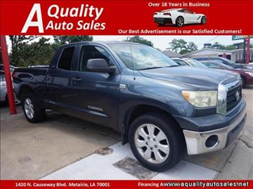 2007 Toyota Tundra for sale in Metairie, LA