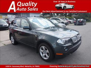 2008 BMW X3 for sale in Metairie, LA