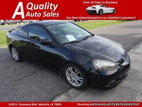 2005 Acura RSX for sale in Metairie, LA