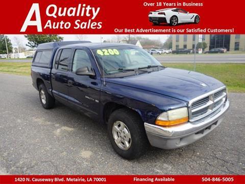 2001 Dodge Dakota for sale in Metairie, LA