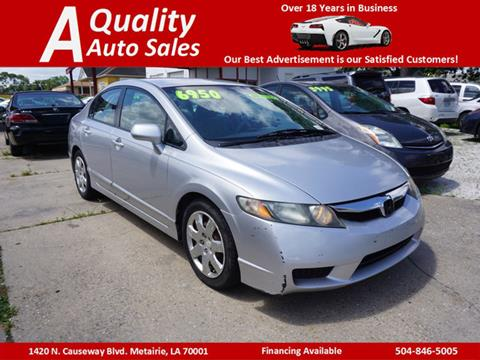 2010 Honda Civic for sale in Metairie, LA