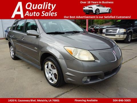 2006 Pontiac Vibe for sale in Metairie, LA