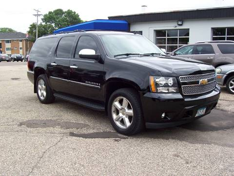 2009 Chevrolet Suburban for sale at TOWER AUTO MART in Minneapolis MN