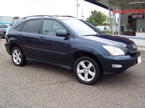 2005 Lexus RX 330 for sale at TOWER AUTO MART in Minneapolis MN