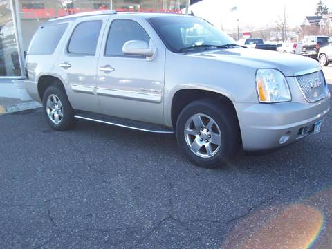 2007 GMC Yukon for sale at TOWER AUTO MART in Minneapolis MN