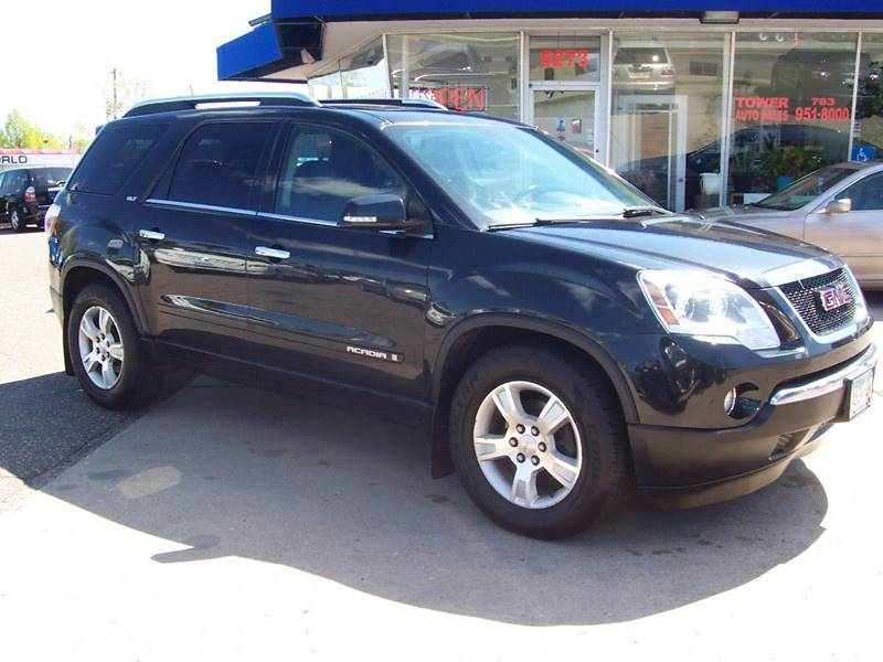 2008 GMC Acadia for sale at TOWER AUTO MART in Minneapolis MN