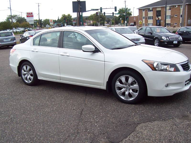 2010 Honda Accord EX L V6 4dr Sedan   Minneapolis MN