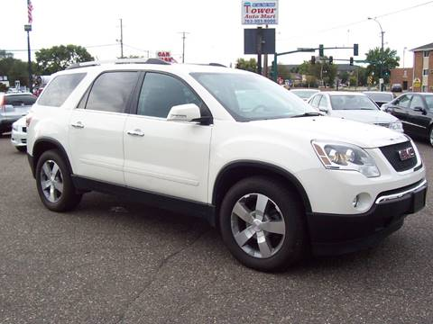 2012 GMC Acadia for sale in Minneapolis, MN