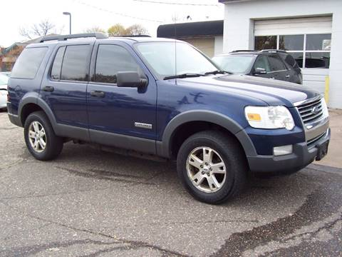 2006 Ford Explorer for sale in Minneapolis, MN