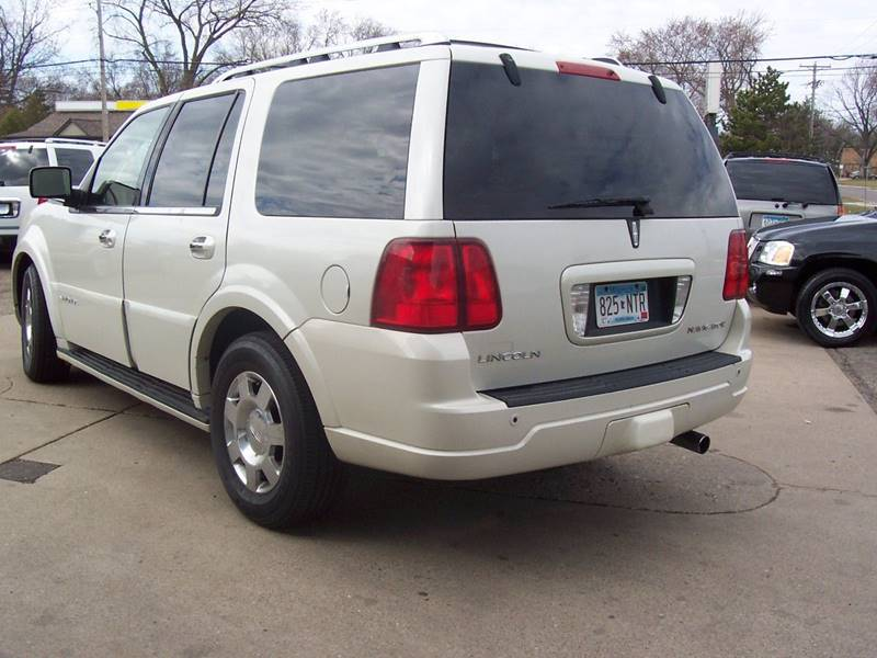 2006 Lincoln Navigator Luxury 4dr SUV 4WD - Minneapolis MN