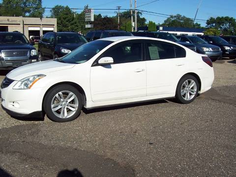2011 Nissan Altima for sale at TOWER AUTO MART in Minneapolis MN