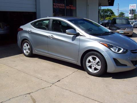 2015 Hyundai Elantra for sale in Minneapolis, MN