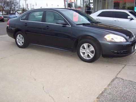 2013 Chevrolet Impala for sale at TOWER AUTO MART in Minneapolis MN