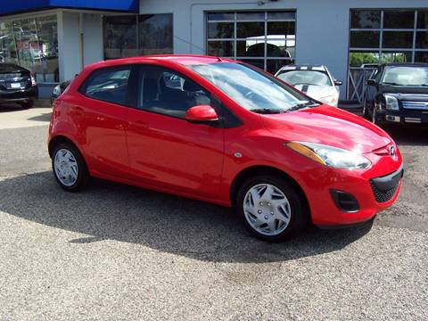2011 Mazda MAZDA2 for sale at TOWER AUTO MART in Minneapolis MN