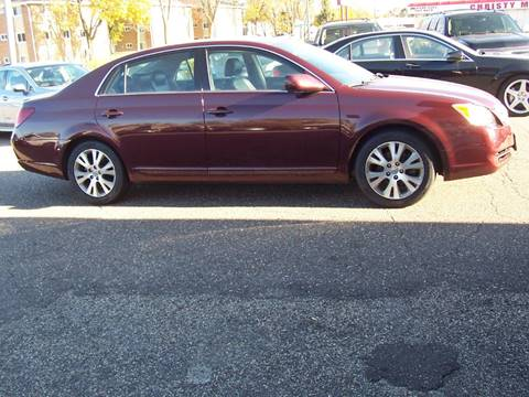 2008 Toyota Avalon for sale at TOWER AUTO MART in Minneapolis MN