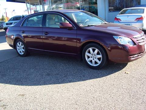 2006 Toyota Avalon for sale at TOWER AUTO MART in Minneapolis MN