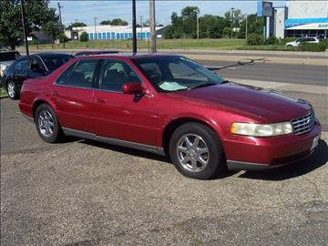 1999 Cadillac Seville for sale at TOWER AUTO MART in Minneapolis MN