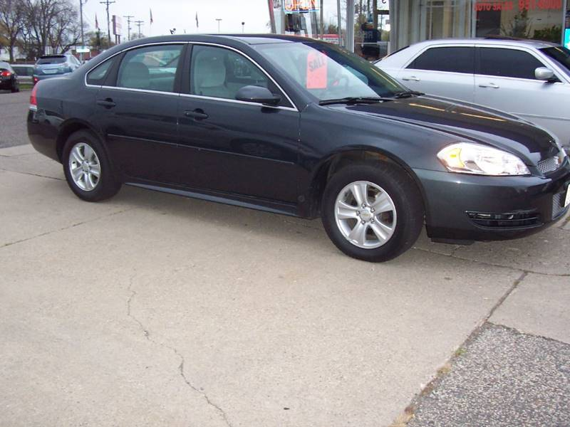 2013 Chevrolet Impala LS Fleet 4dr Sedan - Minneapolis MN