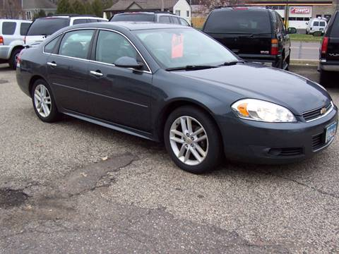 2010 Chevrolet Impala for sale in Minneapolis, MN