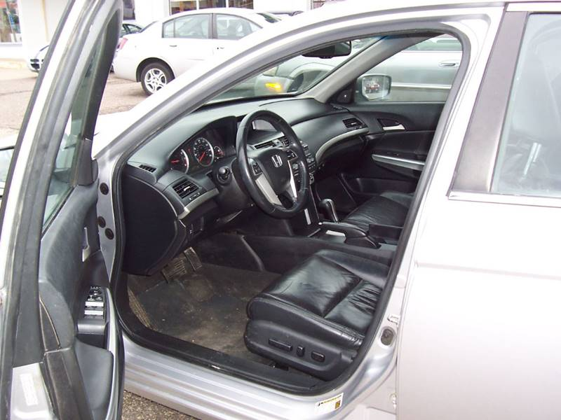 2008 Honda Accord EX-L 4dr Sedan 5A - Minneapolis MN