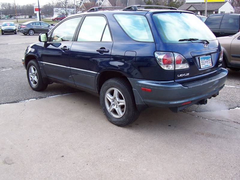 2002 Lexus RX 300 AWD 4dr SUV - Minneapolis MN