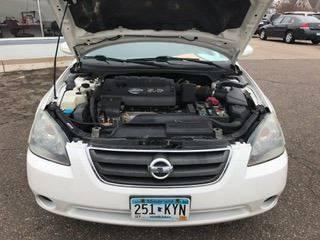 2003 Nissan Altima 2.5 S 4dr Sedan - Minneapolis MN