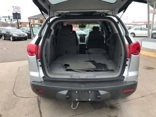 2012 Chevrolet Traverse AWD LT 4dr SUV w/ 2LT - Minneapolis MN