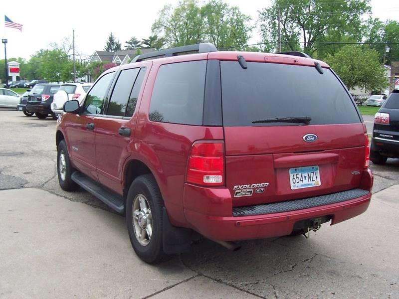 2005 Ford Explorer 4dr XLT 4WD SUV - Minneapolis MN