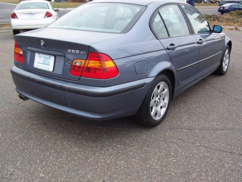 2003 BMW 3 Series AWD 325xi 4dr Sedan - Minneapolis MN