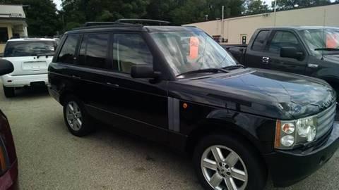 2003 Land Rover Range Rover for sale in Grand Rapids, MI