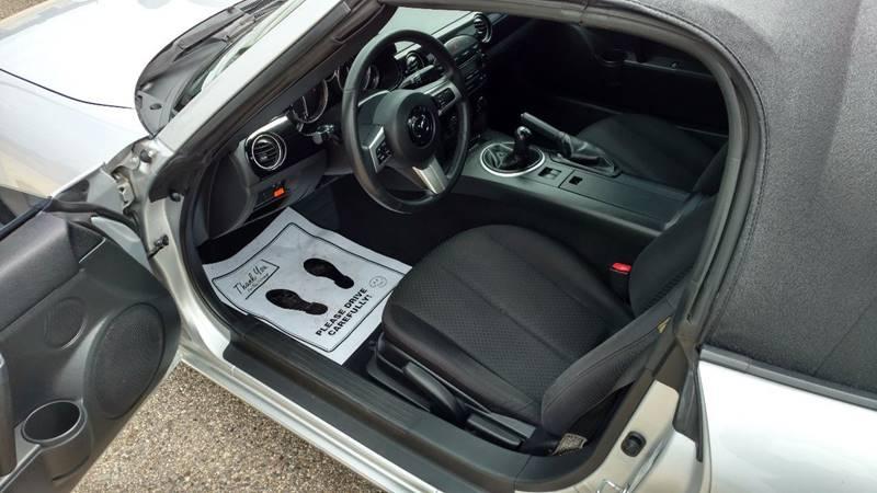 2008 Mazda MX-5 Miata Sport 2dr Convertible (2L I4 5M) - Grand Rapids MI