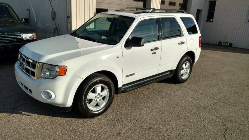 2008 Ford Escape AWD XLT 4dr SUV V6 - Grand Rapids MI