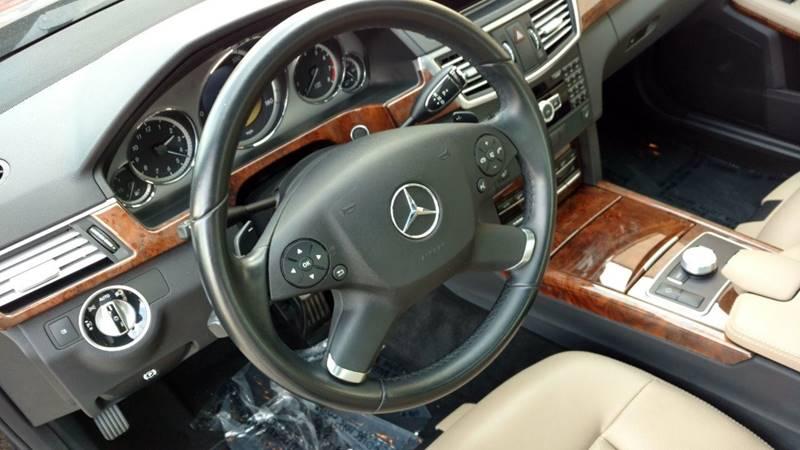2012 Mercedes-Benz E-Class E350 Luxury 4MATIC AWD 4dr Sedan - Grand Rapids MI