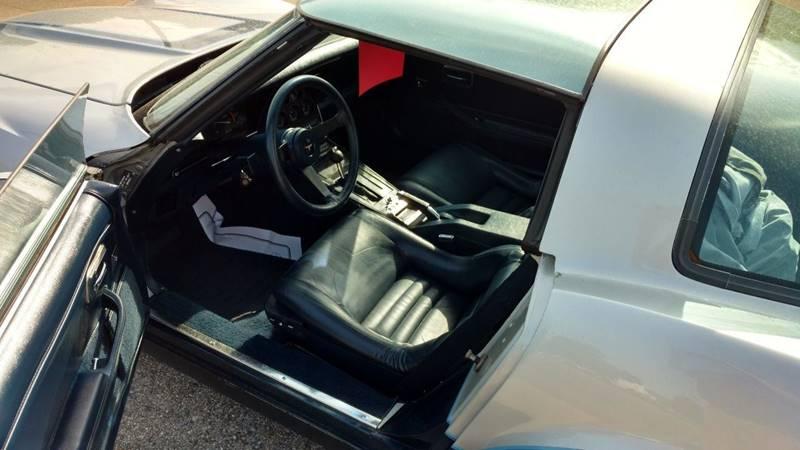1981 Chevrolet Corvette 2dr Coupe - Grand Rapids MI