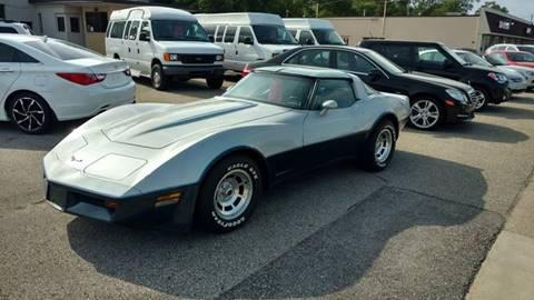 1981 Chevrolet Corvette for sale in Grand Rapids, MI