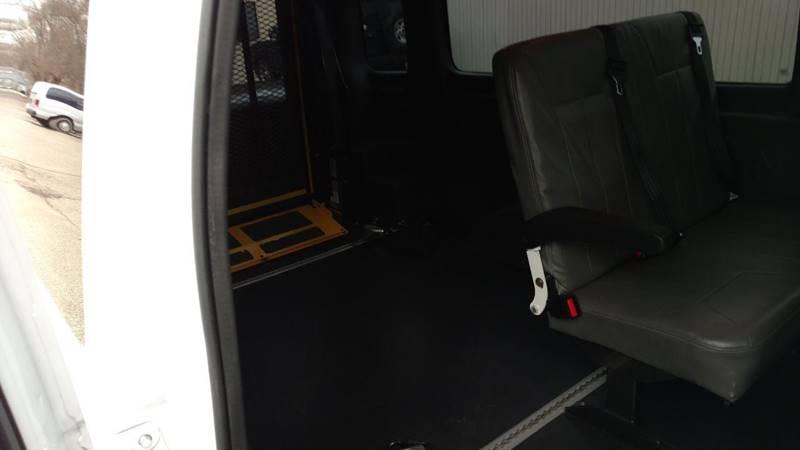 2012 Ford E-Series Cargo E-150 3dr Extended Cargo Van - Grand Rapids MI